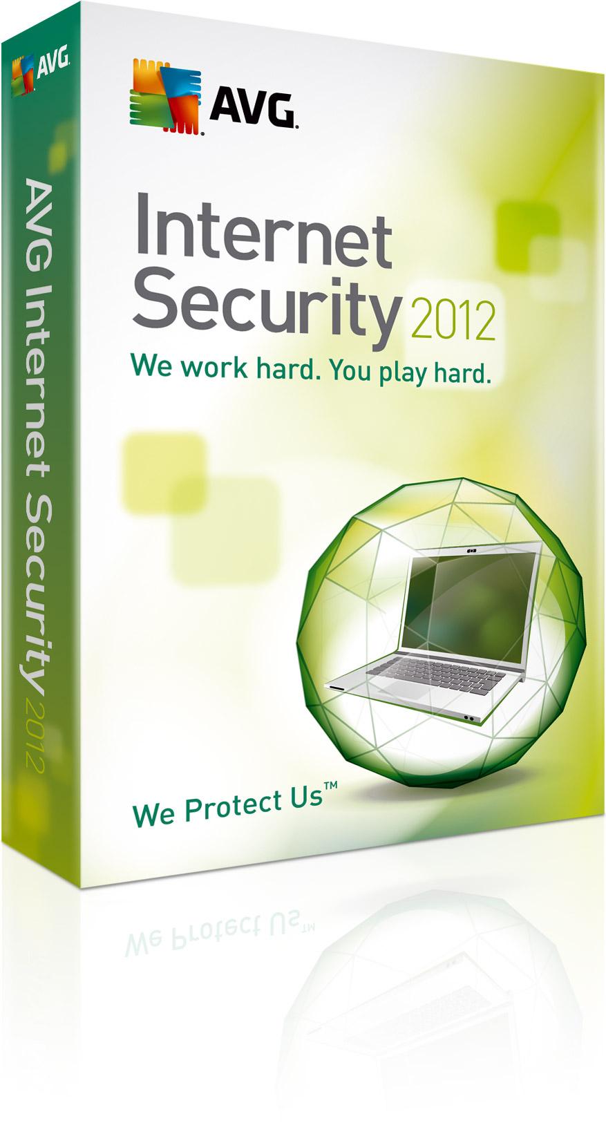 avg internet security 2012 key